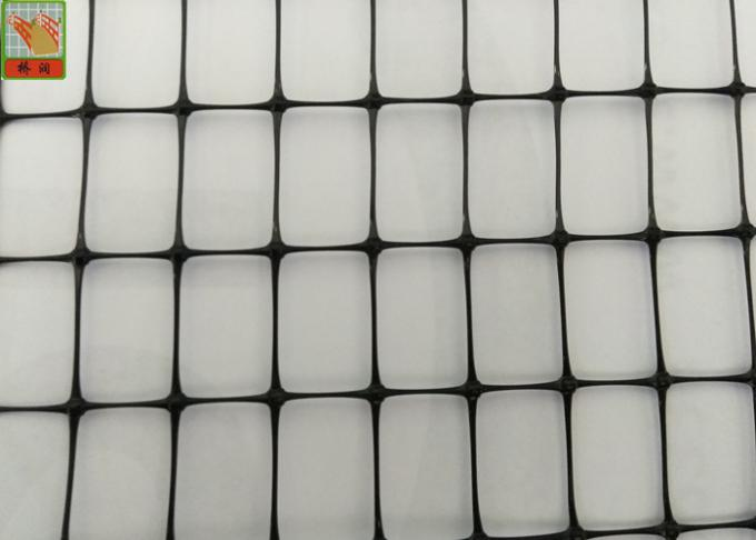 Plastic Carpet Cushion Netting PP Materials Mildew Resistant Hole Open 15mmx 25mm