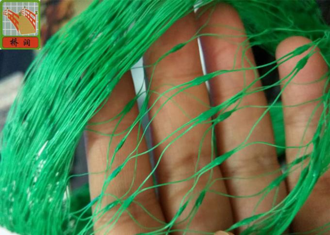 ANTI-BIRD NETTING, AGRICULTURAL NETTING, GREEN COLOR, 5 METERS WIDE, DIMOND HOLE, HDPE MATERIAL