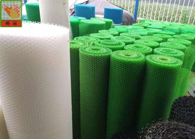 Design for Farm House HDPE Black Plastic Mesh, Chicken Coop Wire Netting, 50 Meters Length , Customized Color
