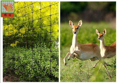 China 1.5 M Height PP Plastic Deer Barrier Netting / Garden Fence To Keep Deer Out supplier