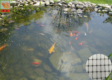 China Heavy Duty BOP Garden Mesh Netting , Fish Pond Netting Cover 2 Meters Width supplier