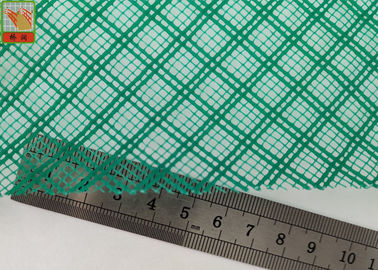 China PE Vacuum Infusion Mesh Resin Infusion 240GSM , 1.2 Meters Width Green Color supplier