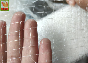 China BOP Netting , Industrial Plastic Netting , Transparent Color , Light-Weight Nets , 8 GSM supplier