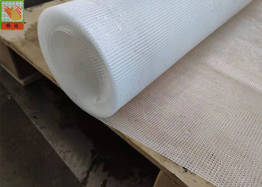 China Heavy Industrial  Filter Mesh For Sewage Purification , Industrial Plastic Netting , PP Materials , 1 Meters Wide supplier