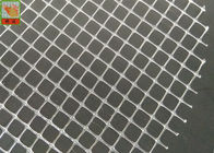 Plastic Square Mesh Netting For Protective Mattress Hole Open 6mm 60g/Sqm