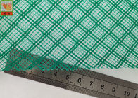 China PE Vacuum Infusion Mesh Resin Infusion 240GSM , 1.2 Meters Width Green Color factory