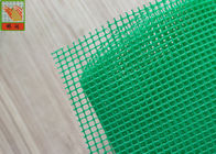 Green Filtration Netting , Extruded Plastic Netting , For RO Water Treatment Plant , PP Materail