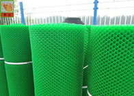 China Design for Farm House HDPE Black Plastic Mesh, Chicken Coop Wire Netting, 50 Meters Length , Customized Color factory