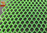 Heavy Duty Ducklings Breeding Netting , Plastic Poultry Netting , For Henhouse  , 650 GSM , Green Color