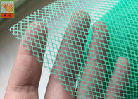 Vacuum Infusion Netting , Industrial Plastic Netting , Green Color , 1.2 Meters Width , EPS Materials