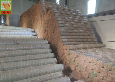 China 2.4m Erosion Control Blankets 9GSM BOP Nettings factory